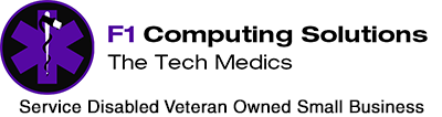 F1 Computing Solutions Logo