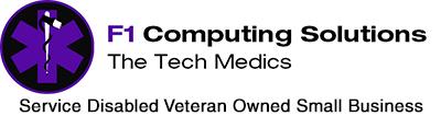 F1 Computing Solutions Logo